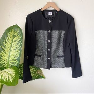 Cabi | Mixed Media Jacket